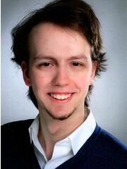 Dies ist ein Portrait von Malte Griebenow