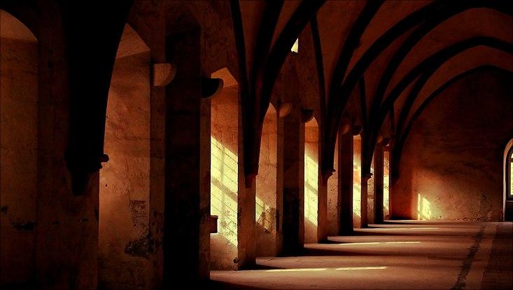 Klosterhalle
