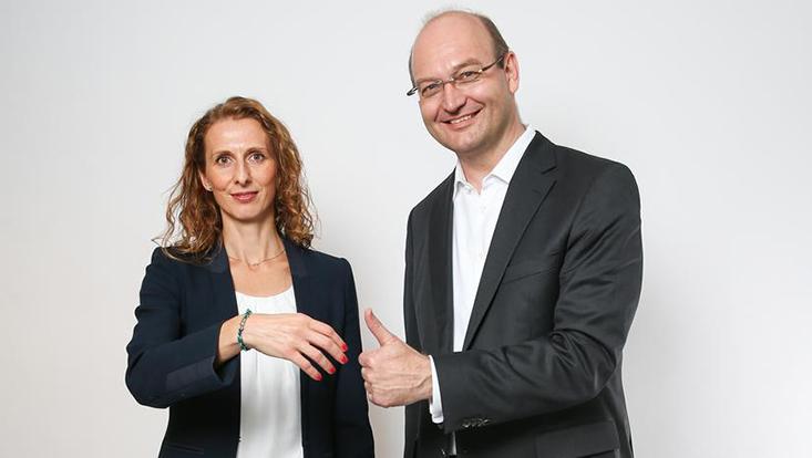 100 Fragen des Lebens - Freundschaft: Prof. Wagner und Prof. Peters