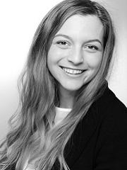 Dies ist ein Portrait von Louisa Muntendorf