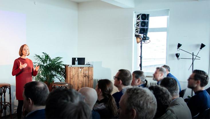 Auftaktveranstaltung Inkubator von nextMedia.Hamburg