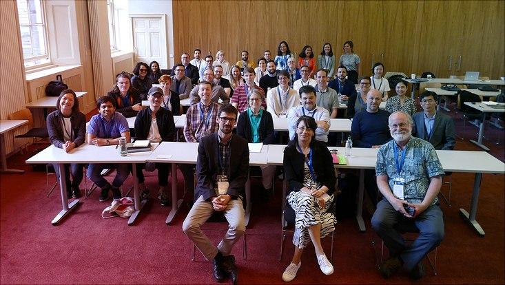 EGOS Conference 2019 -Edinburgh, UK