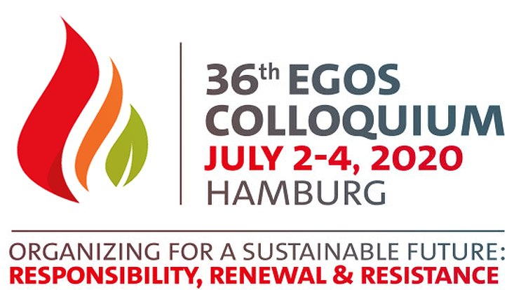 EGOS Conference 2020 Hamburg, Germany