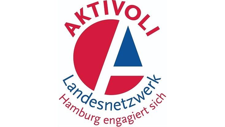 """Rundes Logo des """"AKTIVOLI Landesnetzwerk e.V."""""""
