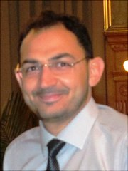 Portrait Dr. Sami Diaf
