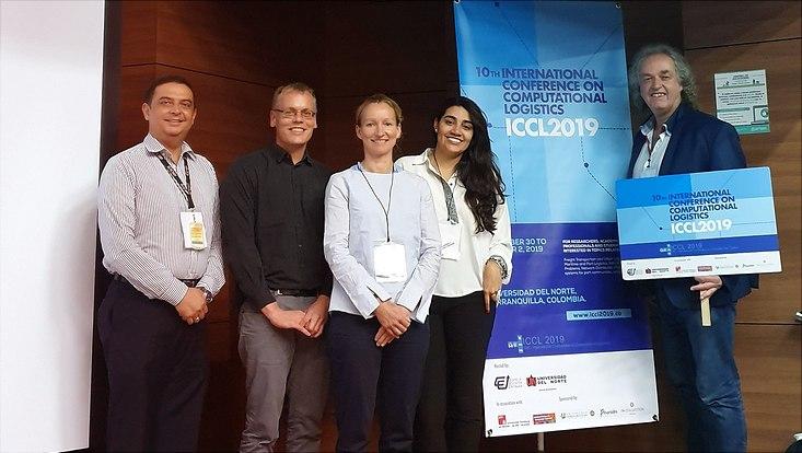 10th International Conference on Computational Logistics 2019