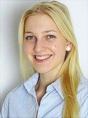 Dies ist ein Portrait von Melanie Büssgen