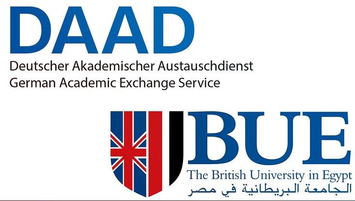 Logos des DAAD und der BUE
