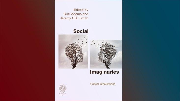 Buchcover Social imaginaries