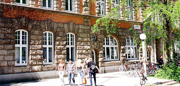Allende-Platz 1