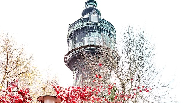 Wasserturm Lokstedt