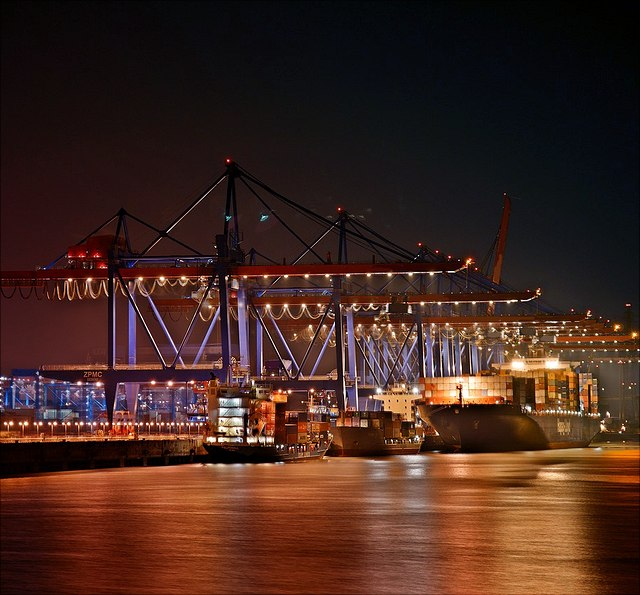 Container Terminal ICCL2020