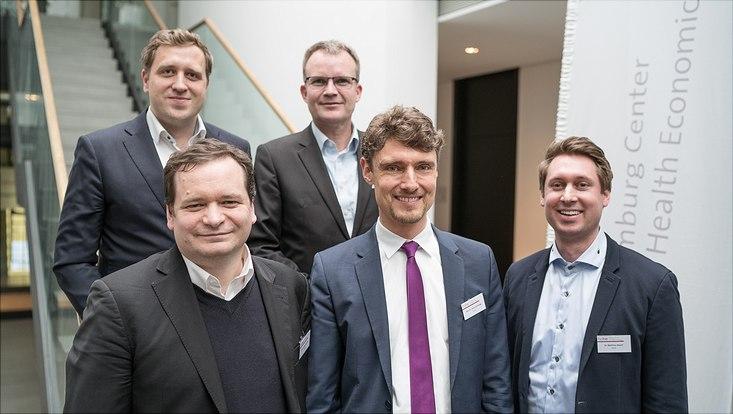 Dieses Bild zeigt die Sprecher der Veranstaltung Research Results Live im Frühjahr 2020.
