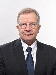 Portrait von Professor Wolfgang Bessler