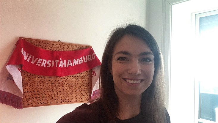 Friederike Redlbacher nimmt teil an virtueller Konferenz des VHb