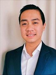 Dies ist ein Portrait von Philip Huynh
