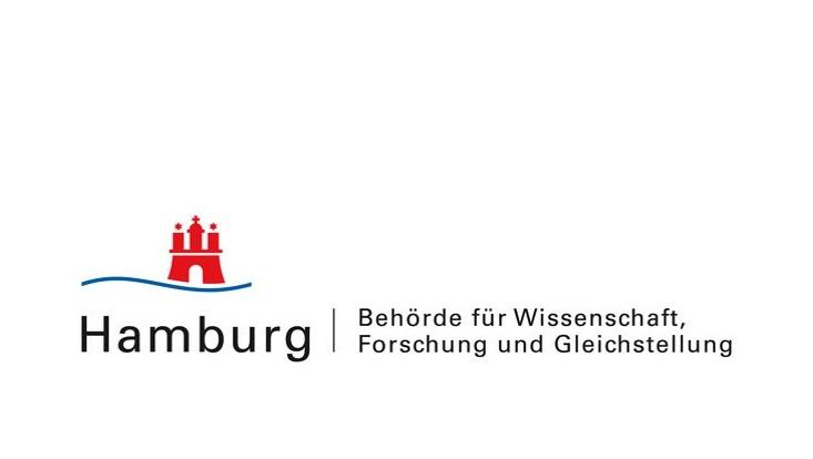 Logo der Behörde für Wissenschaft, Forschung und Gleichstellung der Stadt Hamburg.