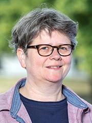 Portrait von Sabine Hoffkamp