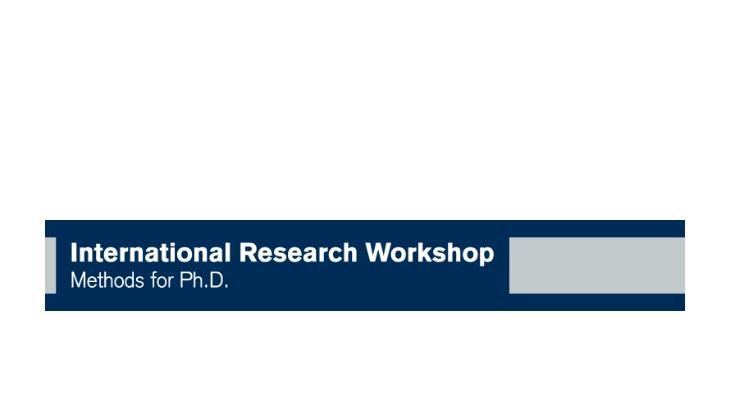 International Research Workshop. Methods for PhD