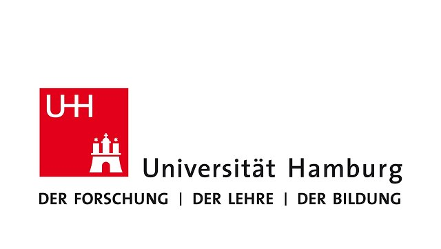 UHH Logo farbig auf weißem Hintergrund
