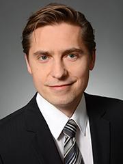 Herr Dr. Ferdinand Wenzlaff im Portrait