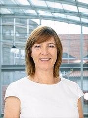 Portraitaufnahme Professor Dr.  Silke Boenigk