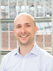 Foto of René Burfeindt, M.Sc. Research Associate and PhD Candidate