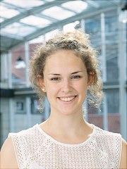 Portraitaufnahme Laura Hesse, M.Sc. Wissenschaftliche Mitarbeiterin