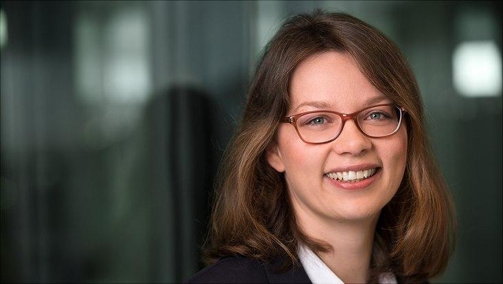Juliane Lischka im Porträt