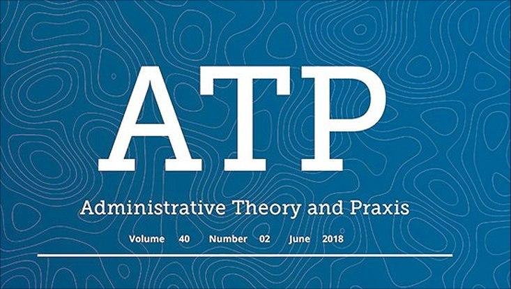 Cover der Zeitschrift ATP