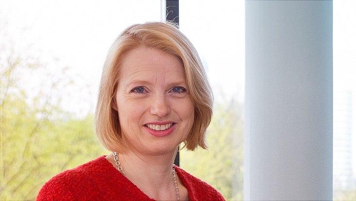 Prof. Dr. Jetta Frost, Vizepräsidentin für Transfer und Gleichstellung
