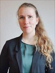 Portrait von Fenja Hoogestraat.