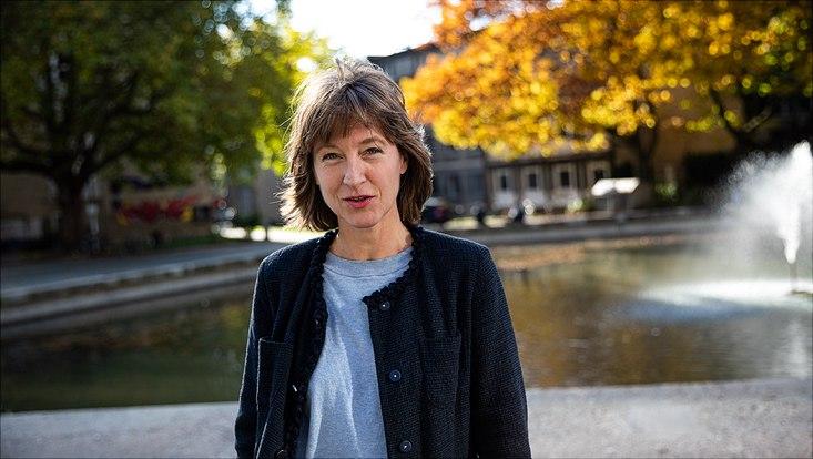 Stefanie Kley Porträt