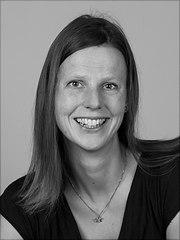 Dies ist ein Portrait von Linda Baumbach.