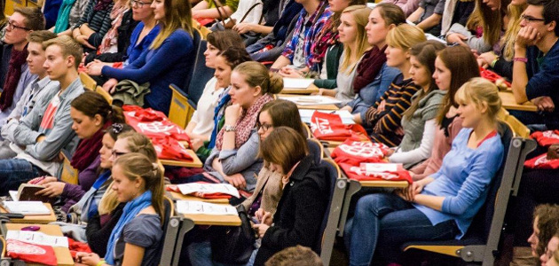 Studiengänge an der Fakultät für Wirtschafts- und Sozialwissenschaften