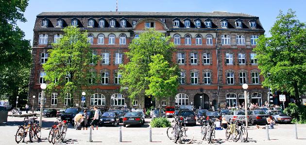 Lehrgebäude am Allendeplatz 1