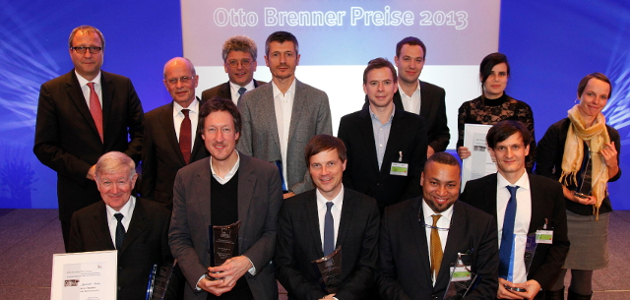 Preisträger des Otto-Brenner-Preises 2013