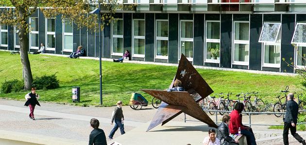 Skulptur Campus