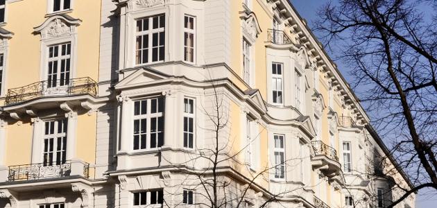 Gebäude Moorweidenstraße 18