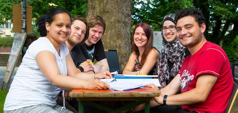 Studieren ohne Abitur © UHH/Dingler