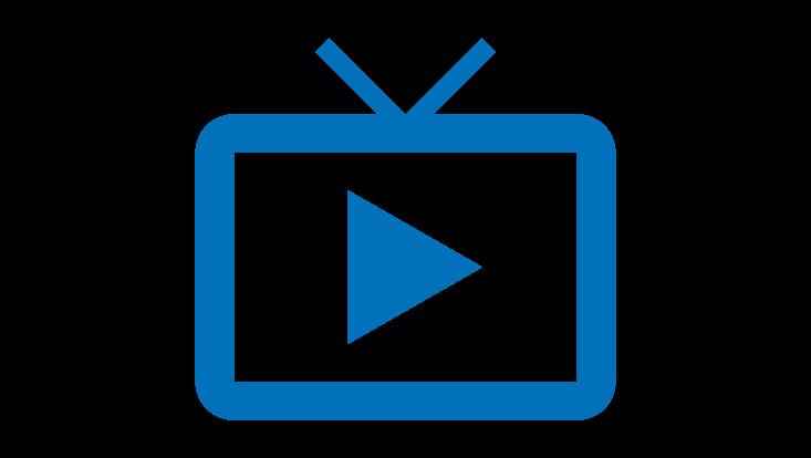 Icon Fernseher/Icon television
