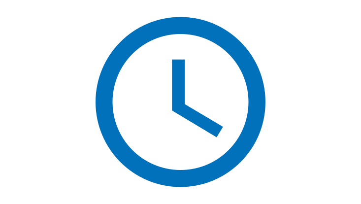 Icon Uhr/Icon clock