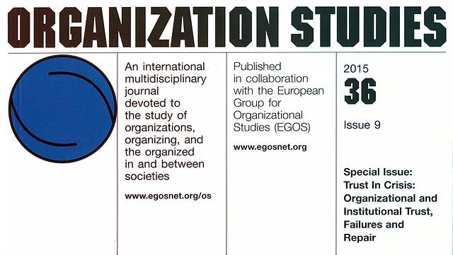 Organization Studies