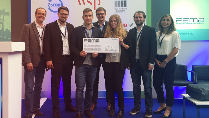 Studierende des IWI gewinnen PEMA Challenge 2017