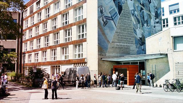 Gebäude Von-Melle-Park 9 (Sozialökonomie)