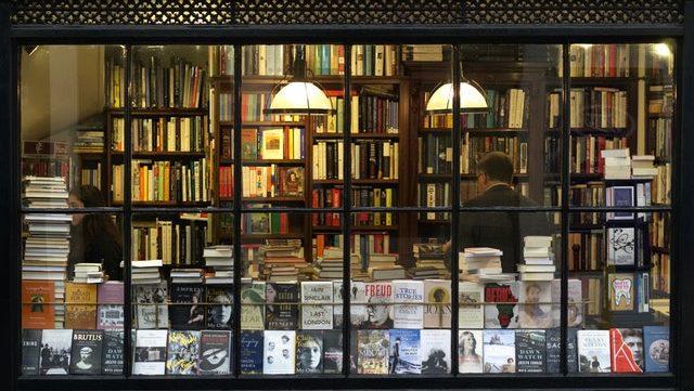 Buchladen/Bookshop