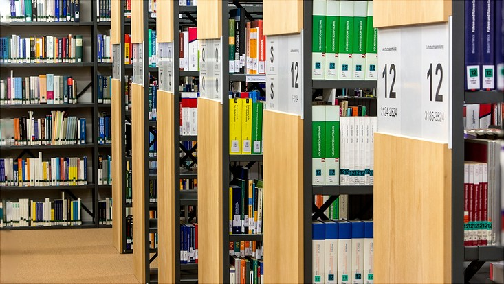 Medienbestand der Fachbibliothek Wirtschaftswissenschaften