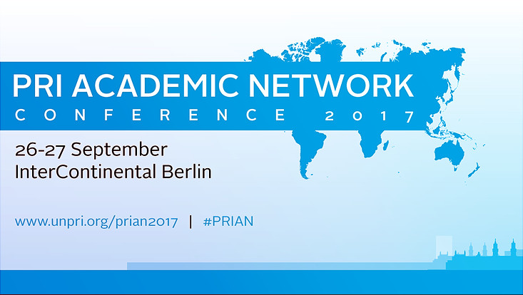 Logo PRI Academic Network Conference