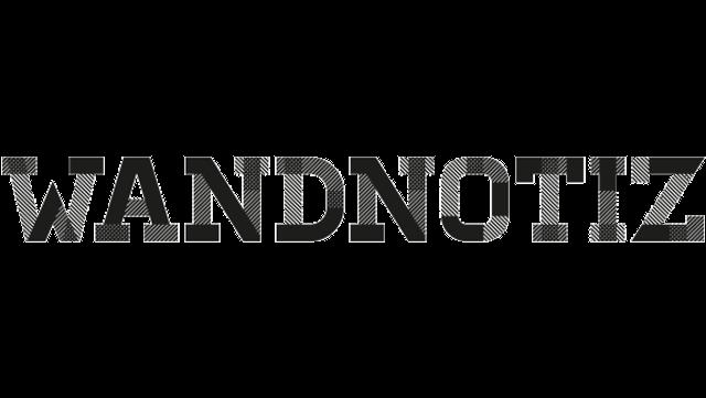 Wandnotiz Logo