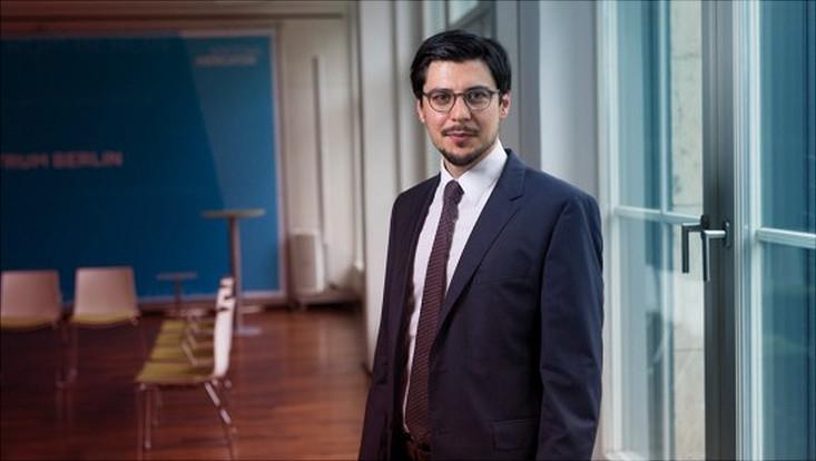 Dr. Ali Arslan Gümüsay